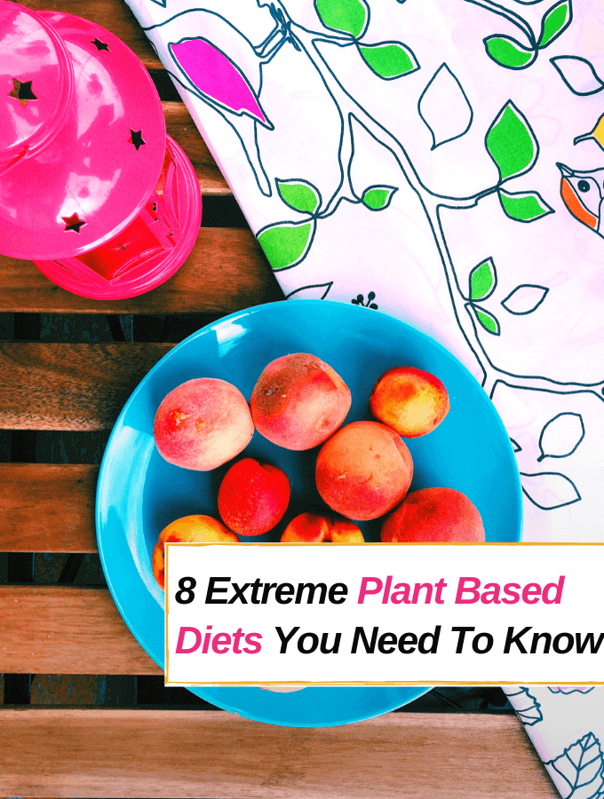 8 OF THE WEIRDEST PLANT-BASED DIETS! Everything Abode