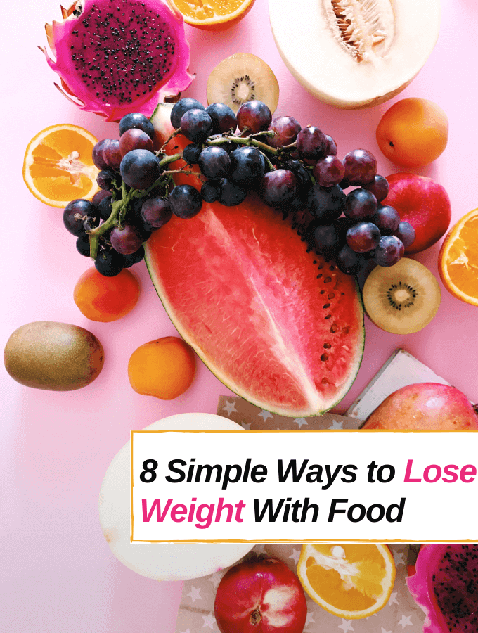 8 Simple Ways to Slim Down & Lose Weight Fast- Everything Abode