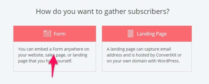 How to deliver a free download with Convertkit - Step 2 Everything Abode.com