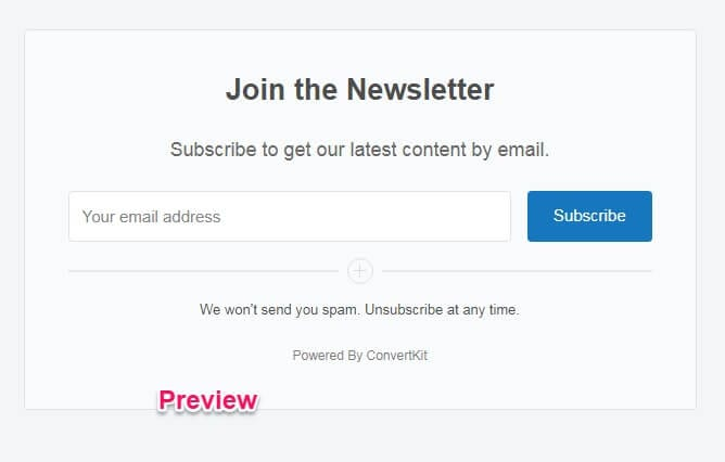 How to deliver a free download with Convertkit - Step 5 Everything Abode.com