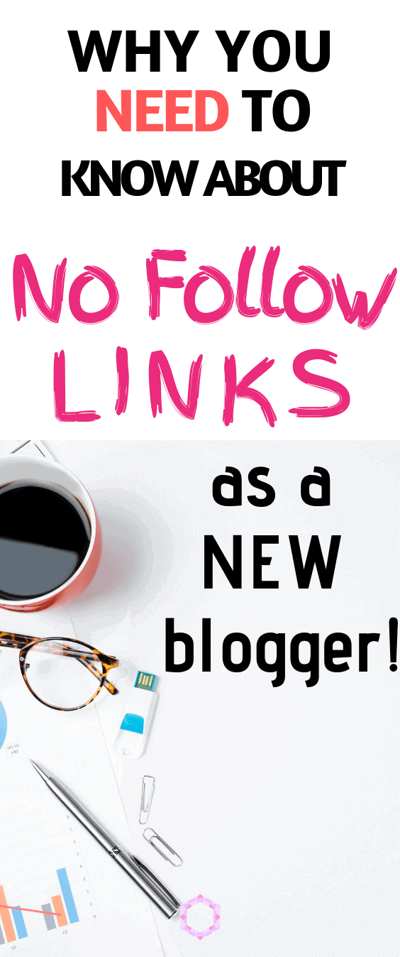 Ultimate guide to no follow links, why and when to use them and how to set your links to nofollow. A simple guide to understanding follow vs no-follow links.Learn what NoFollow links are, how they impact the SEO of your website, why you should care and how you can use them to get the best results #nofollow #dofollow #links #blogging #blog #advice #wordpress #linking