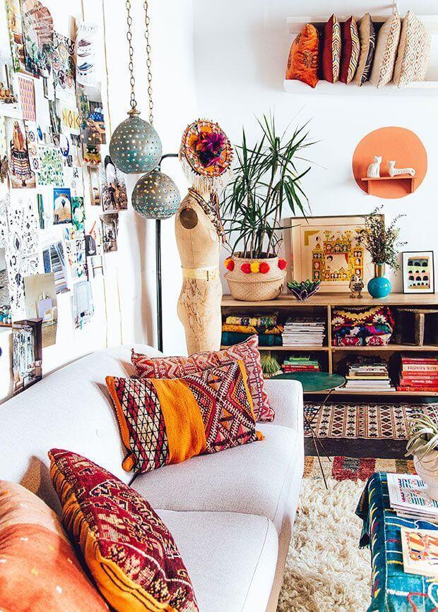 14 Secrets To Creating A Boho Chic Abode! www.Everythingabode.com