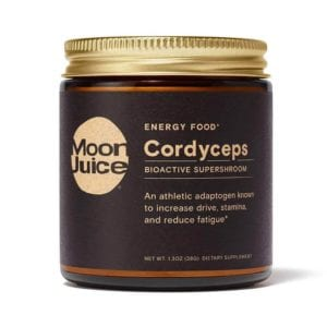 Beginner's Guide To Adaptogens And How To Kick Off Coffee! Coryceps Moon Juice www.Everythingabode.com