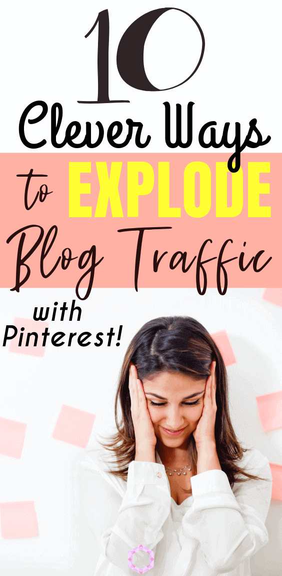 How to use Pinterest to grow your blog traffic like crazy! Grow your business with a strong Pinterest strategy and drive massive traffic to your blog. Skyrocket your pageviews in just a few months with @Tailwind. Increase blog traffic and make money blogging. increase blog traffic, how to market, 2019 content marketing strategy to help you grow your blog. #pinterest #traffic #blogtraffic #blogging #blogger #marketing #pinning #pintereststrategies #increasewebsitetraffic #makemoneyblogging