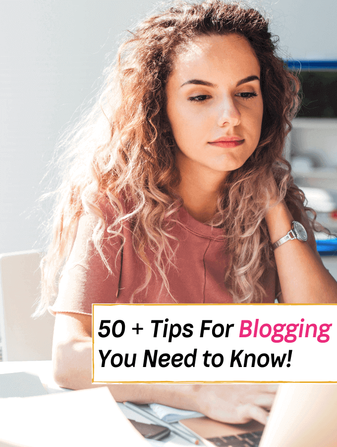 50 + Tips For New Bloggers You Need to Know! - Everything Abode