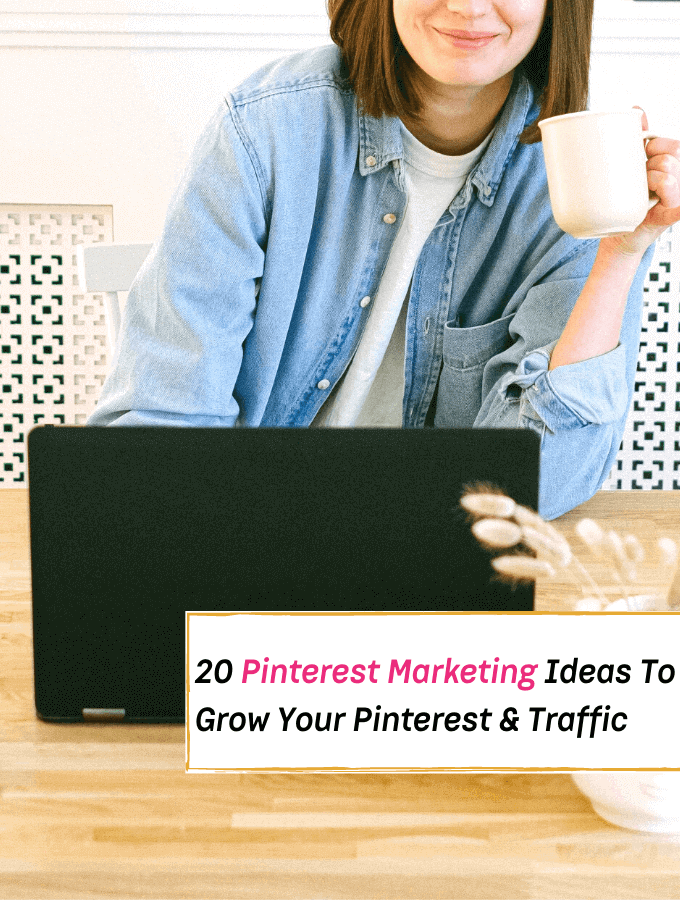 My Pinterest Lessons Revealed - Over 20 Pinterest Marketing Ideas! - Everything Abode