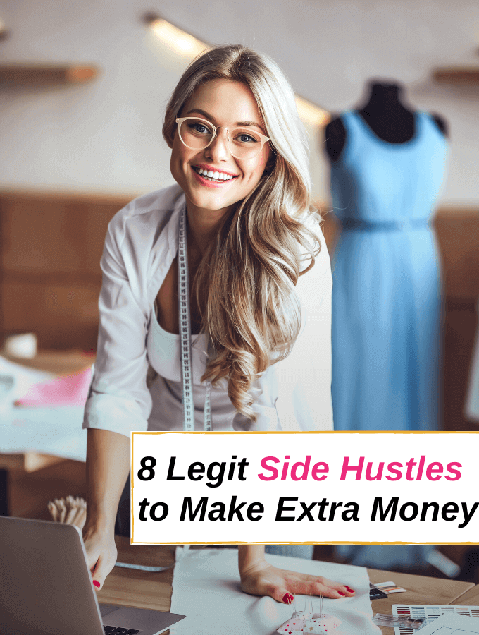 8 Legit Side Hustles to Make Extra Money Fast - Everything Abode