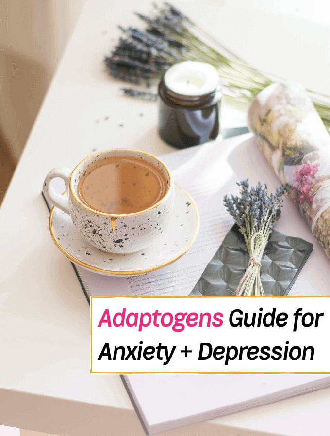 A Beginners Guide To Adaptogens Before You Take Them! - Everything Abode