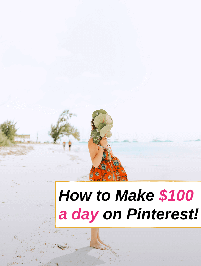 How to Make Money ($100 Dollars a day) on Pinterest! - Everything Abode