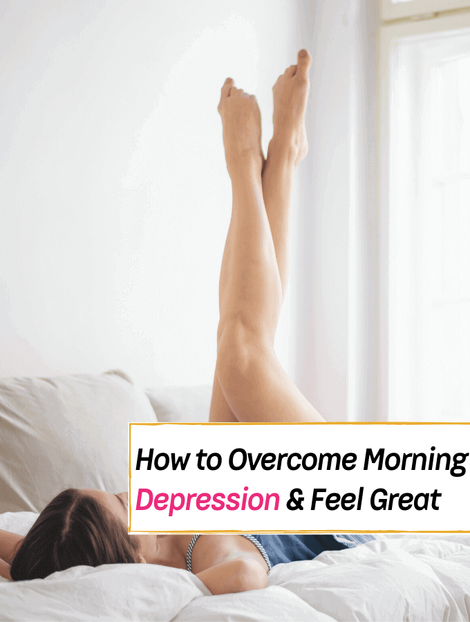 5 Powerful & Effective Ways to Combat Morning Depression