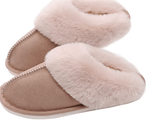 Womens slippers - how to keep a clean home - Everything Abode