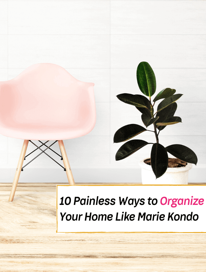 10 Genius Organizational Tips from Tidying Up with Marie Kondo - Everything Abode