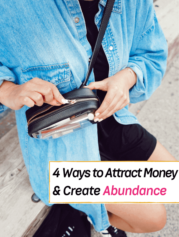 How to Attract More Money and Create Abundance - Everything Abode