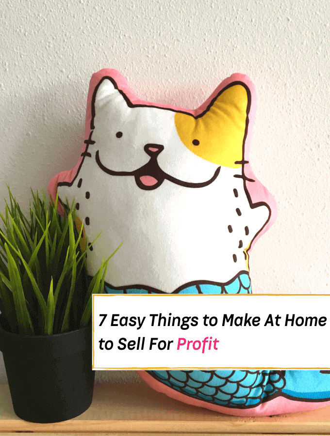 7 Cool Things to Make at Home for Extra Money --- Everything Abode