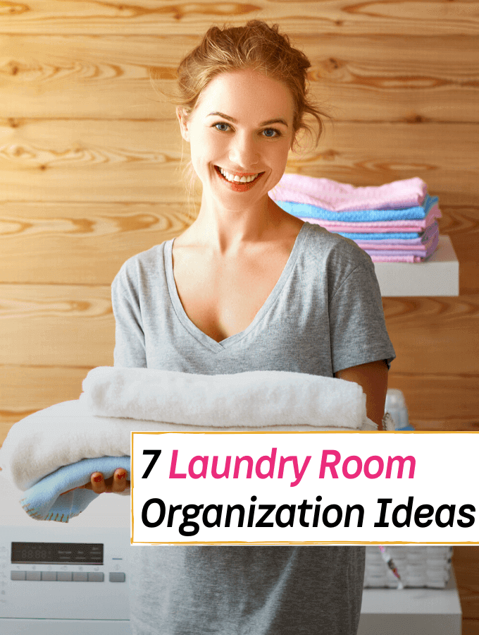 7 Laundry Room Organization Items You Need - Everything Abode