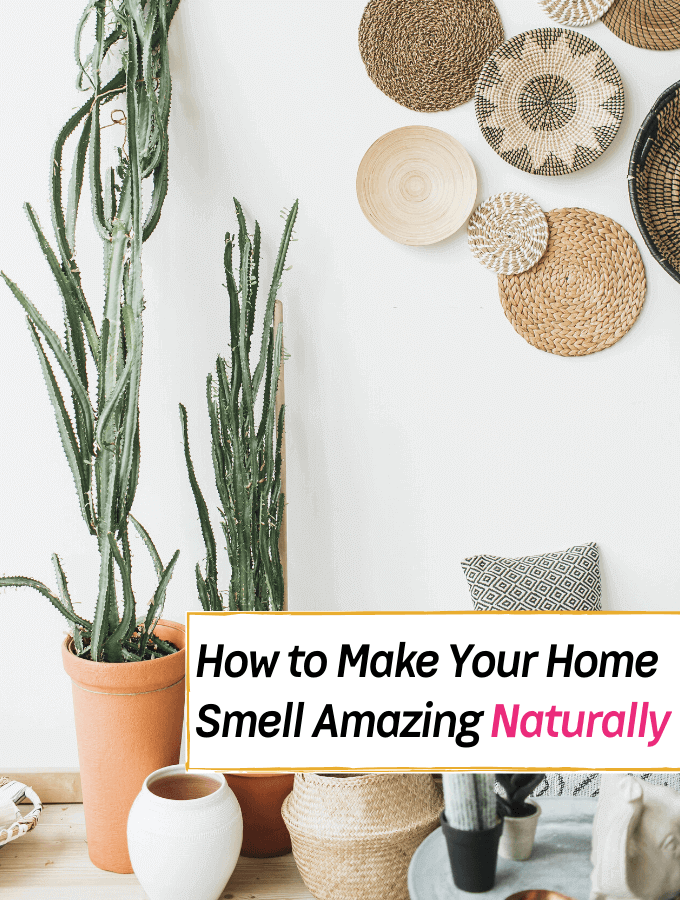 8 Natural Ways to Make Your Home Smell Amazing -- Everything Abode