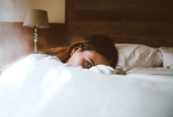 Stick to your sleep routine via @everythingabode