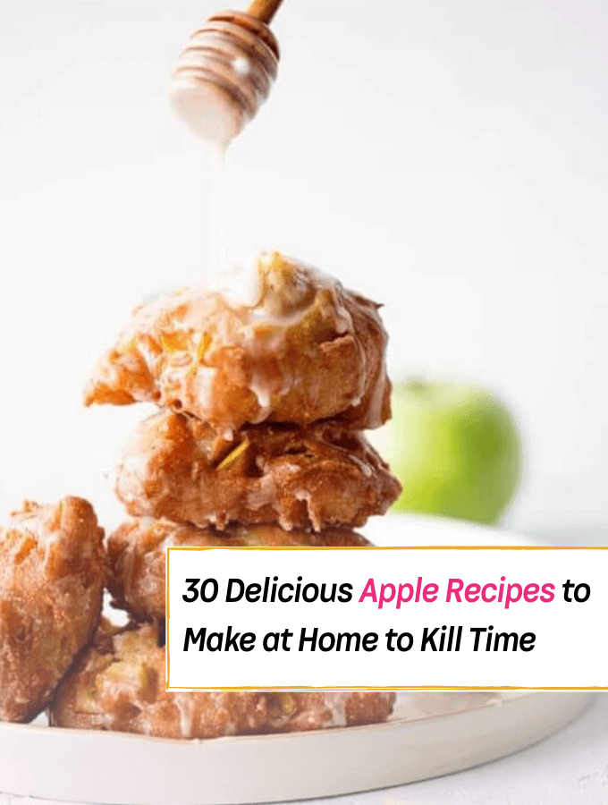 30 Best Apple Recipes to make at home! - Everything Abode
