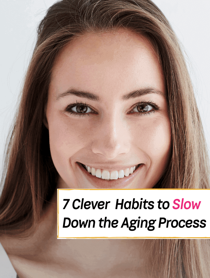 7 Habits of Women Who Age Slowly - Everything Abode