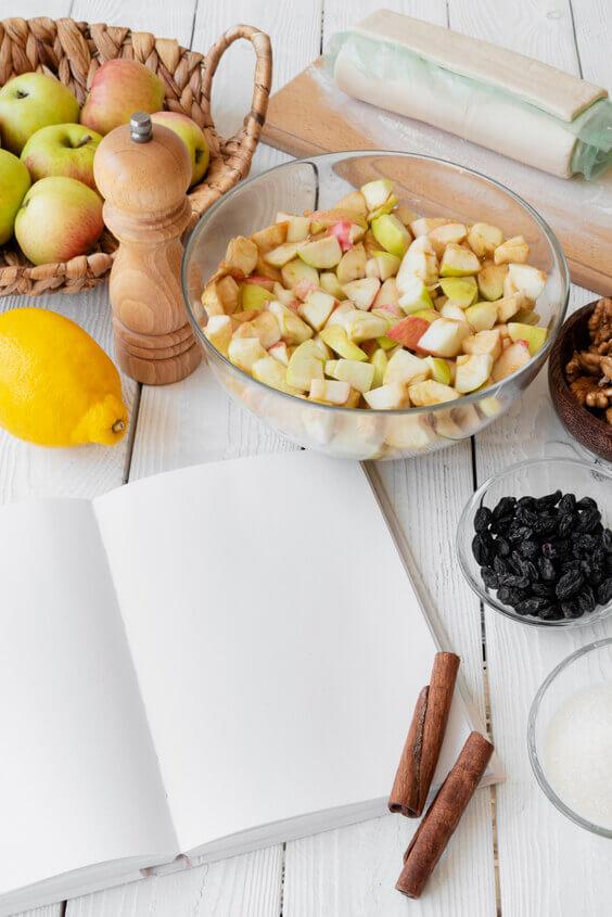 yummy apple recipes for fall season