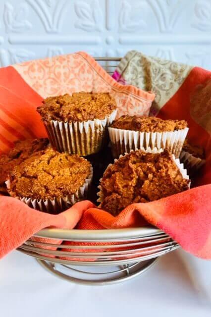 pumpkin+muffins+(paleo,+gluten+free,+and+dairy+free) via @everythingabode