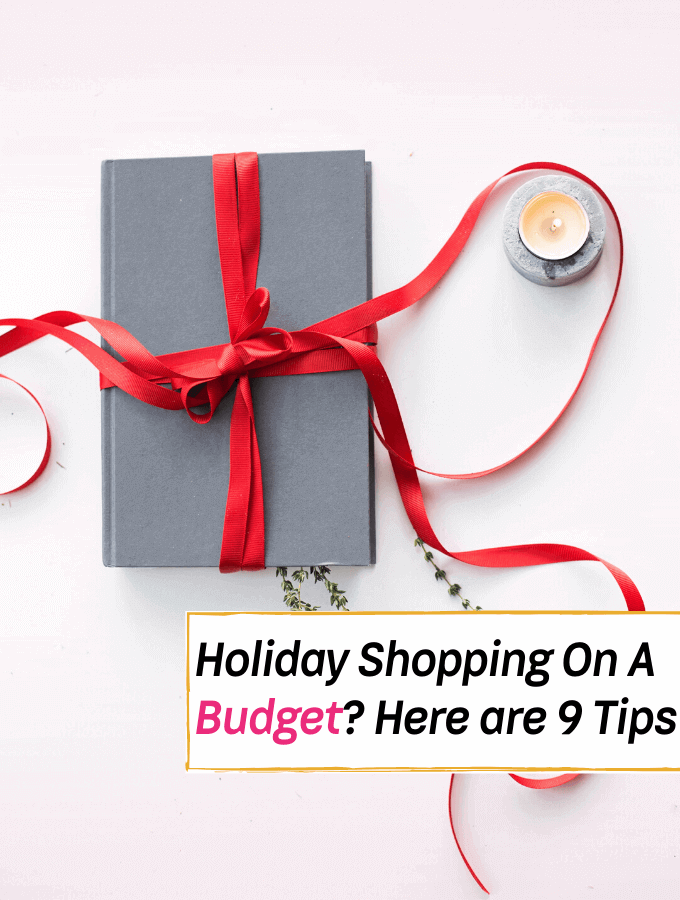 How To Survive Holiday Shopping When You're On A Budget- __Everything Abode