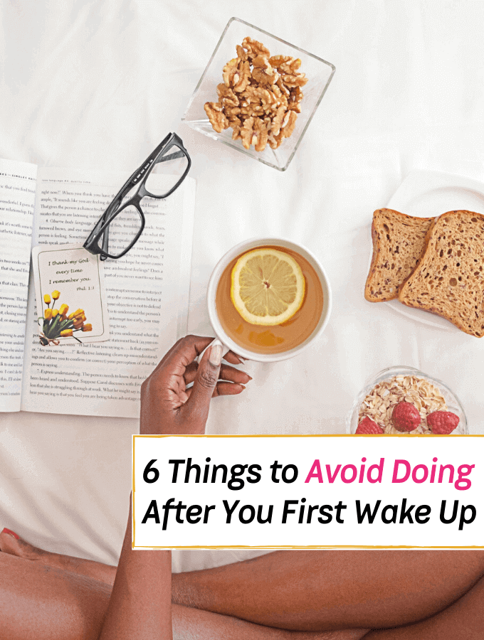 6 Things You Really Need to Avoid Doing in the Morning - Everything Abode