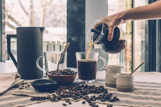 Avoid drinking coffee just after waking - Everything Abode