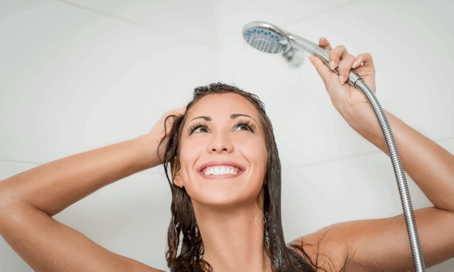 Don't take long hot showers in the morning - Everything Abode
