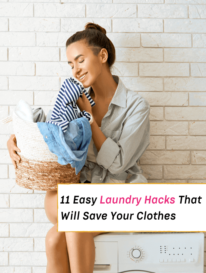 11 Laundry Hacks That'll Save Your Clothes Fast - Everything Abode