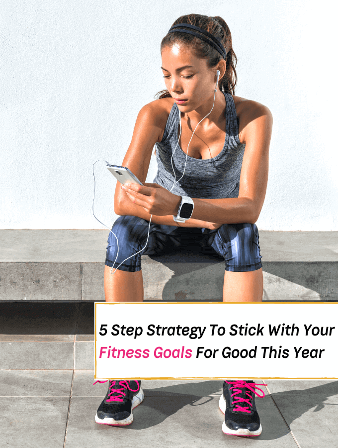 5 Realistic Ways To Stick To Your Fitness Goals This Year - Everything Abode