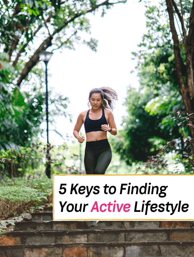 Five Keys to Finding Your Active Lifestyle - Everything Abode