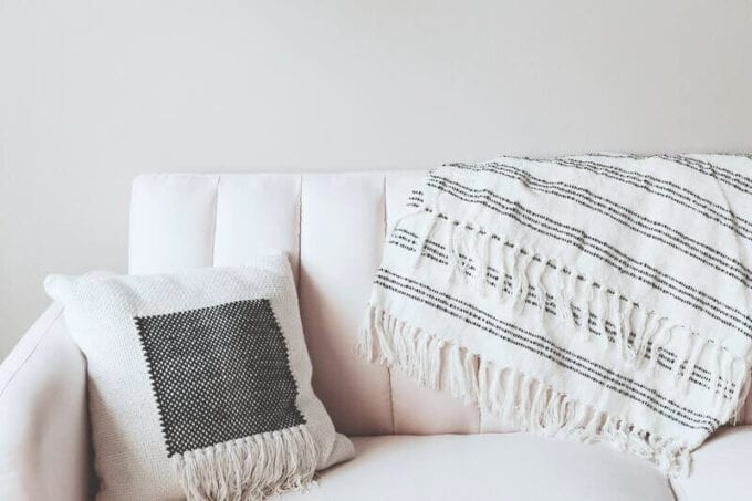 How to decrease odors in your sofa - Everything Abode