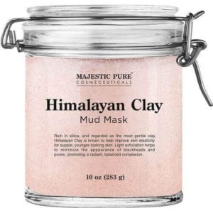 Himalayan Clay Mud Mask for Face and Body- Everything Abode