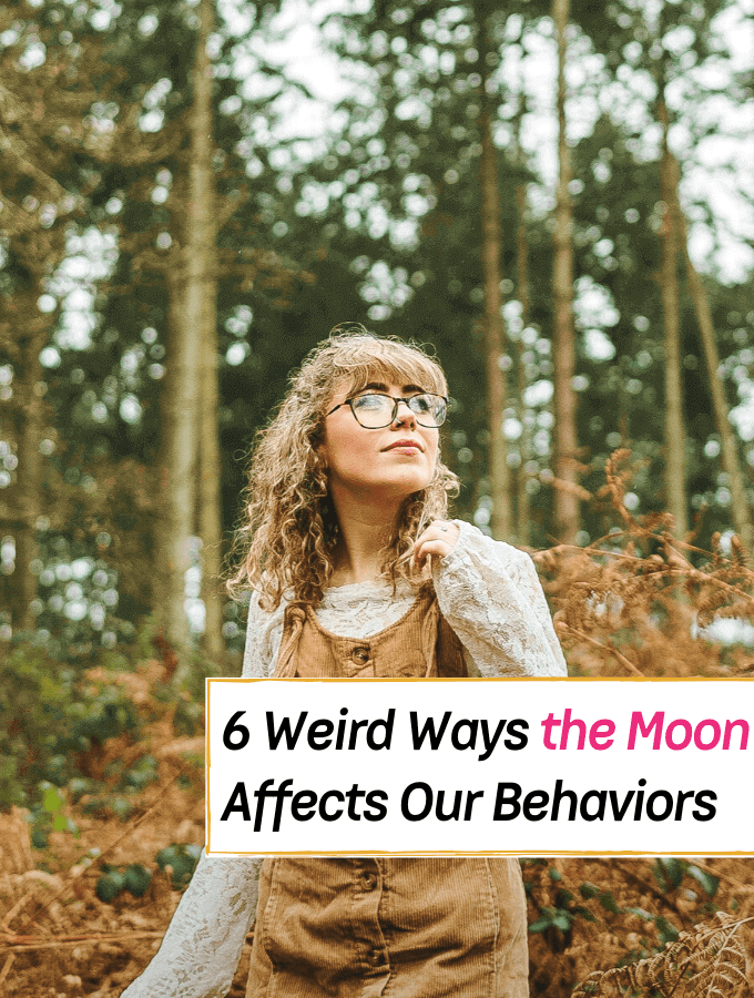 Weird Ways the Moon May Affect Your Health & Mood - Everything Abode