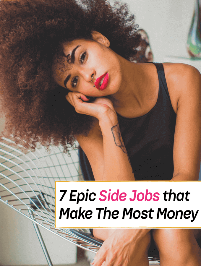7 Epic Side Jobs that Make Most Money in 2020- Everything Abode