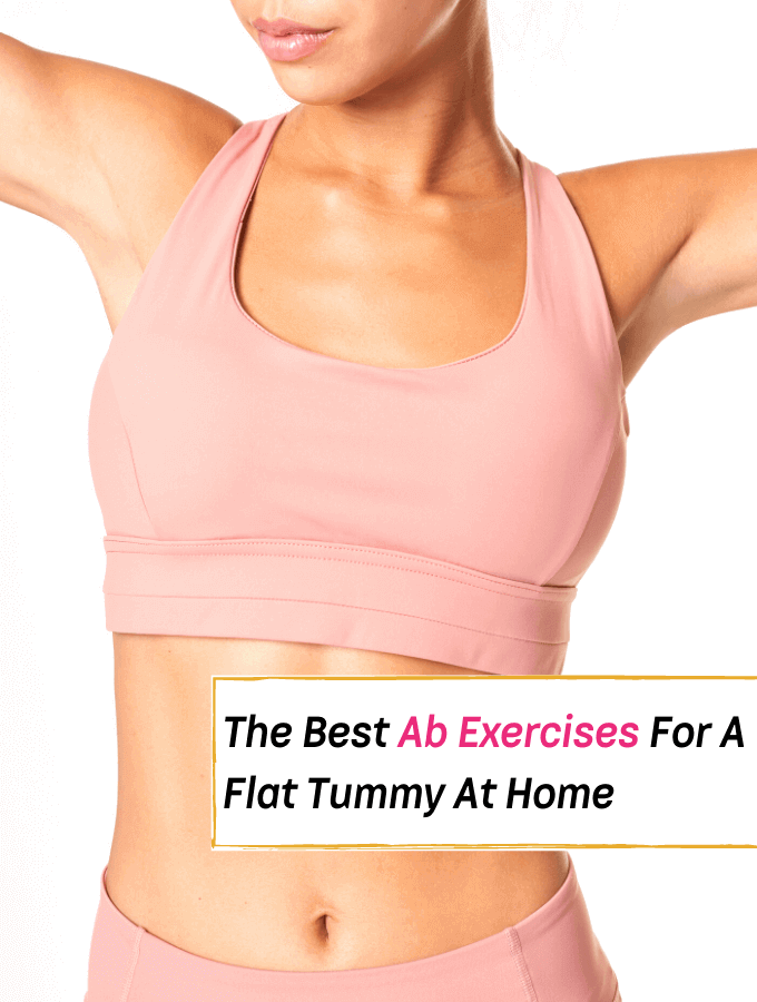 Four ab exercises For a flat Tummy at Home -- Everything Abode -- at home fitness
