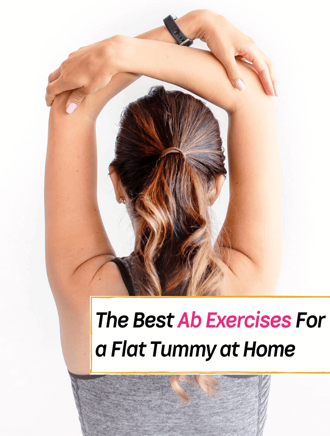 The Best Stomach Exercises For a Flat Tummy At Home -- Everything Abode
