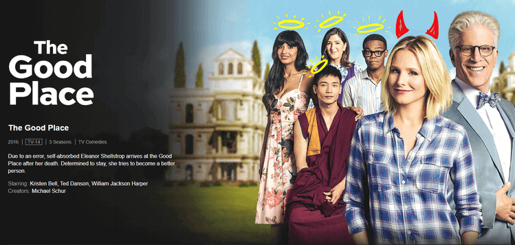 The Good Place - 10 Best Netflix Binge-Watching Shows to Watch at Home