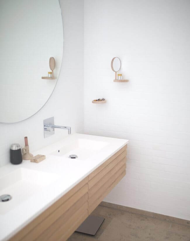 10 Easy Ways to Get Rid of Bathroom Smells - Everything Abode