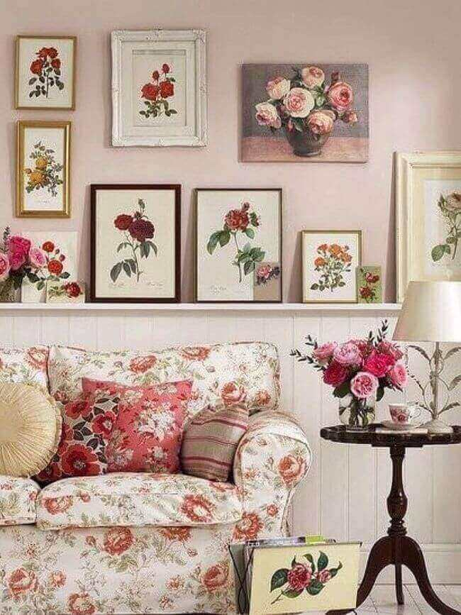 How to Redecorate your home in English Cottage Style