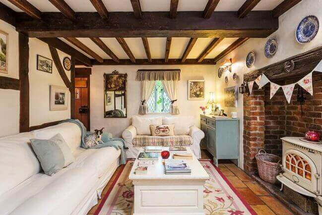 Real clever ways to Redecorate in English Cottage Style