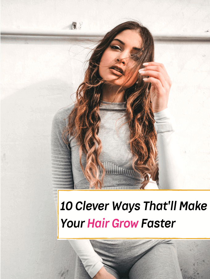 how to grow hair faster,