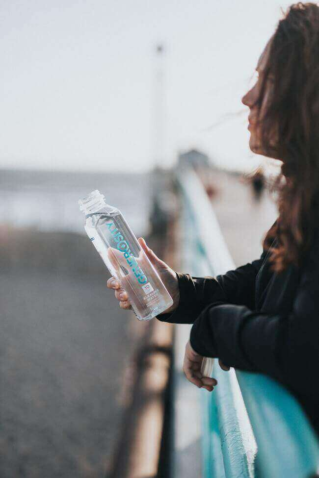 10+ Pantry & Food Items To Stock Up On In Case Of An Emergency --- Everything Abode - Bottled Water