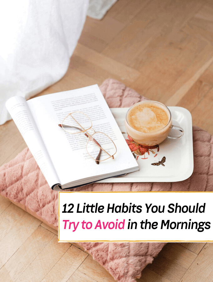 12 Little Things You Should Stop Doing Just After Waking Up - Everything Abode