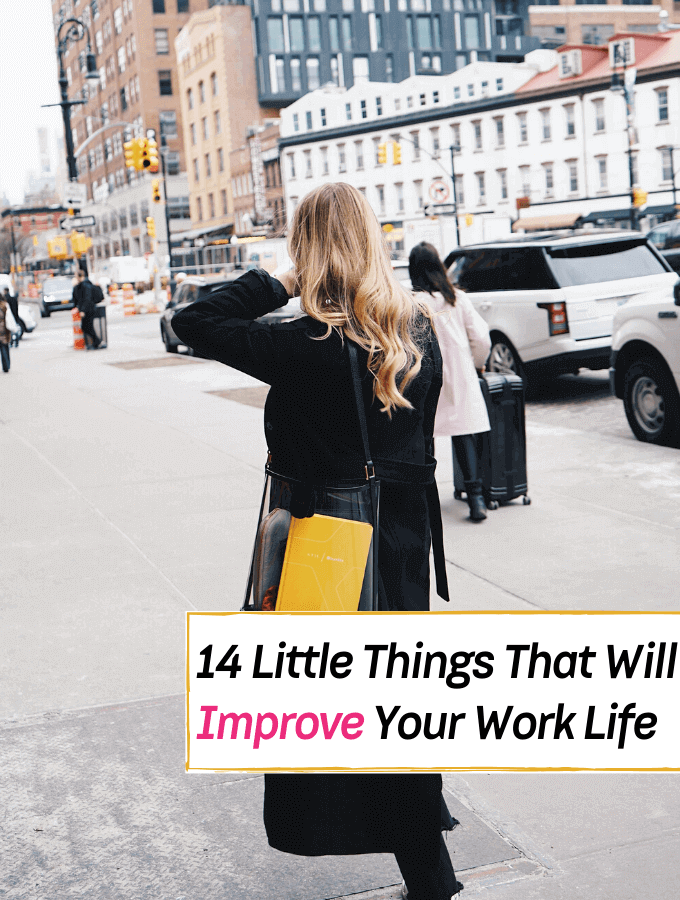 14 Little Things That Will Dramatically Improve Your Work Life (Remotely or at the Office) - Everything Abode