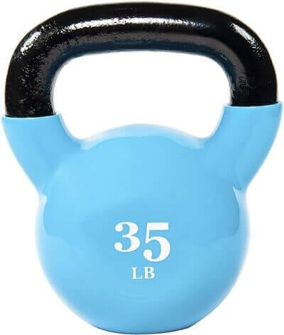 Side Bends with a Kettlebell