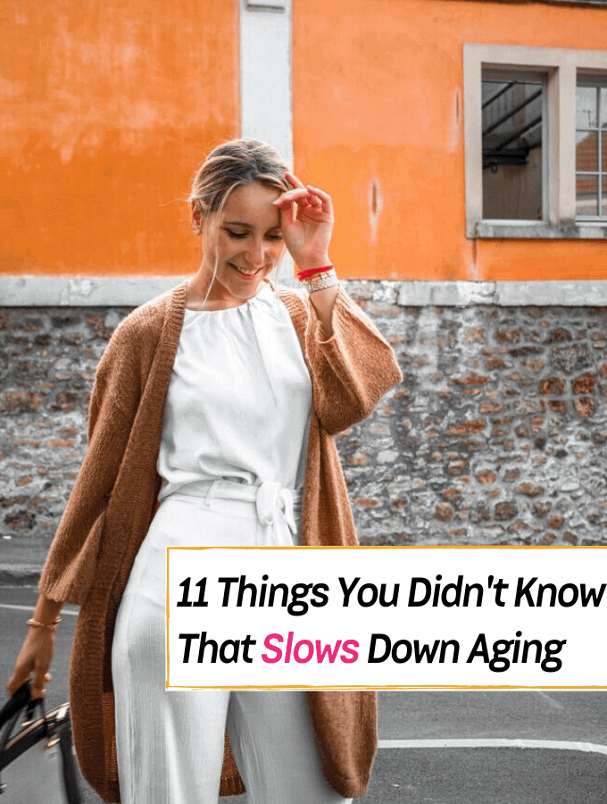 The best ways to slow down aging that work - Everything Abode