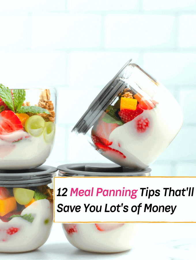 12 Tips for Meal Planning on a Budget - Everything Abode