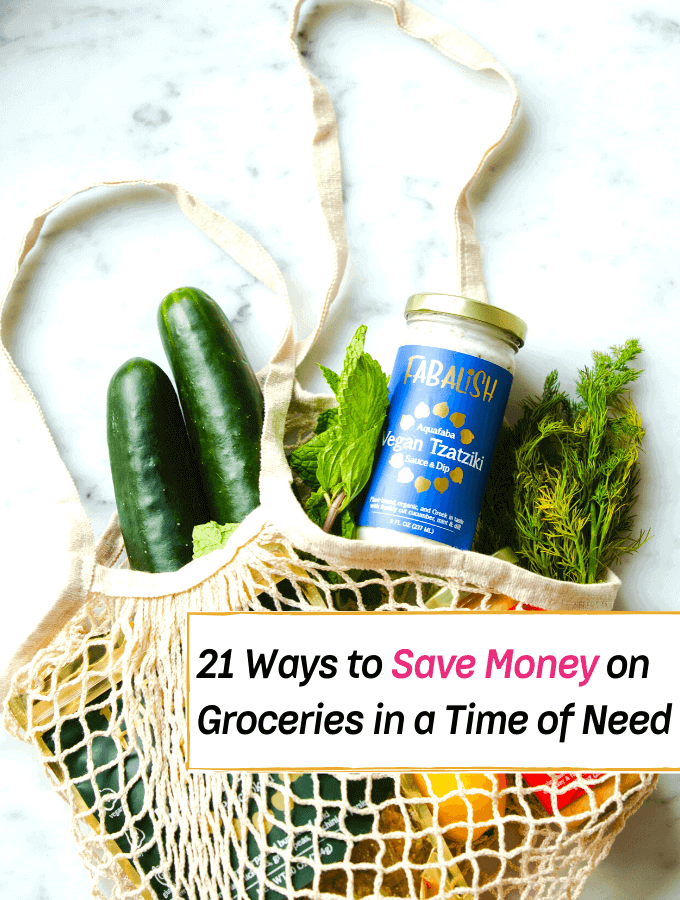 21 Ways to Save Big on Groceries in a Time of Need - Everything Abode